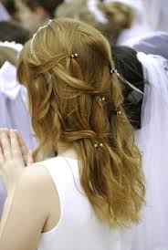 cute hairstyles for first communion first communion hairstyles long hair 28 easy first communion