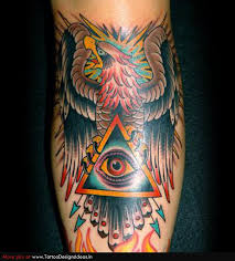 27 fantastic pyramid tattoos on sleeve