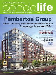condo life magazine april 2016 by homes publishing group issuu