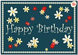 online birthday cards card invitation sles free birthday cards online white yellow