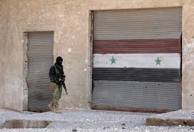 Rebel Syrian Flag Syrian Army Prepares Hama Counterattack As Rebels Score Gains