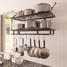 kitchen cabinet door pot and pan lid rack organizer the best organizers for your pots and pans i taste of home
