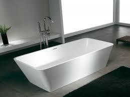bathroom free standing tub shower with deep soaking tubs free