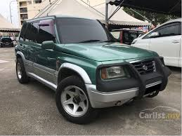 Super Suzuki Grand Vitara 1999 2.0 in Selangor Automatic SUV Green for  #JI72