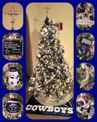 decorated with raffia bows cowboy cowboys ornaments tree