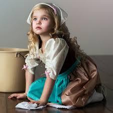 Halloween Costume Cinderella Cinderella Costumes Girls Tweeny Cosplay Children Sweet Princess
