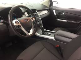 nissan roadster interior used 2014 ford edge sel in kentville used inventory kentville