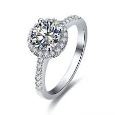 Fake Wedding Rings by Free Diamond Rings Sterling Silver Rings With Real Diamonds