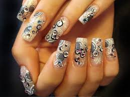 Rhinestone Nail Design Ideas Nail Art Pictures Rhinestone Nail Art Ideas