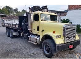 1997 hiab freightliner 300 4 knuckle 13 ton boom truck crane cb u0026j