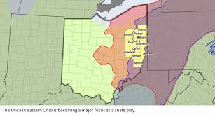 Map Ohio Counties by Www Oilindependents Org Utica U2013 The Shale Revolution Coming To Ohio