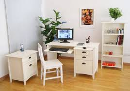 White Home Office Furniture Collections Splendid White Home Office Furniture Sets Officefascinating White