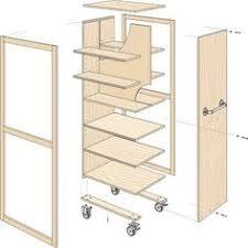 garage organizer cabinets woodworking plan garage pinterest