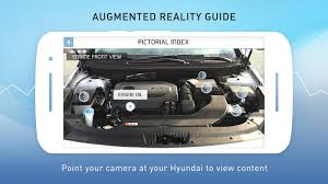 hyundai virtual guide android apps on google play
