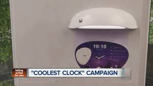coolest clock campaign youtube