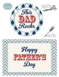 father u0027s day free printables sincerely sara d