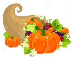 cornucopia thanksgiving clipart explore pictures