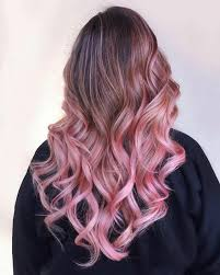 hombre hairstyles 10 best pink ombre hairstyles for long hair just be stylish