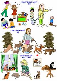 Crazy Dog Lady Meme - crazy cat lady poc
