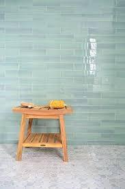Glass Tiles Bathroom Ideas Glass Tile Bathroom Walls Northlight Co