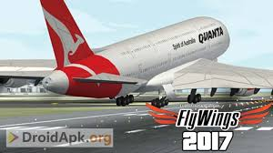 flight simulator apk flight simulator flywings 2017 apk obb v6 0 3d free