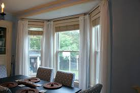 window blinds curved bay window blinds curtain ideas curtains