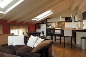 cucine e soggiorno cucina e soggiorno insieme con stile stilopolis