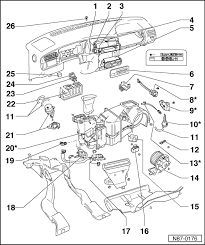 volkswagen workshop manuals u003e golf mk3 u003e heating ventilation air