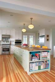 Distance Between Island And Cabinets All About Kitchen Islands This Old House