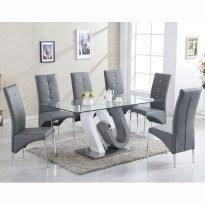 dining room table set dining room tables and chairs uk furniture in fashion