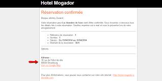 reserver une chambre d hotel ajouter une location sur site