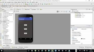 make an android app how to make a simple player app for android using android