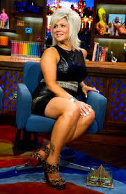 theresa caputo hair cut i have met teresa but i didn t have a private reading that would