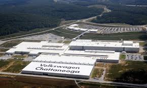 volkswagen mexico plant volkswagen to build new suv at tennessee plant
