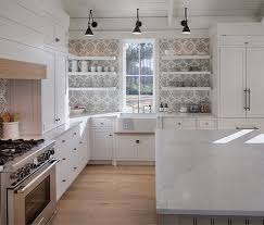 modern farmhouse kitchen cabinets white board batten coastal cottage kitchen entry hello lovely