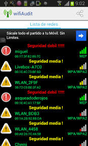 wifi cracker apk free wifi audit test apk for android getjar
