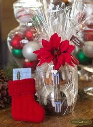 bundtlet tower 1 2 or 3 bundtlets gift wrapped in cellophane