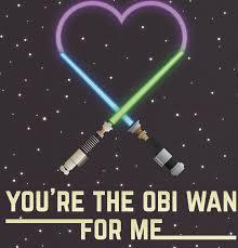 Star Wars Love Meme - aww star wars love pinteres