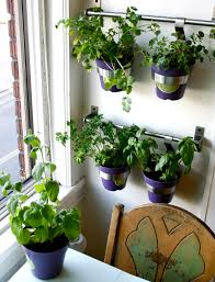 kitchen kitchen herb garden presentcart indoor pots wall Potted Herb Garden Ideas