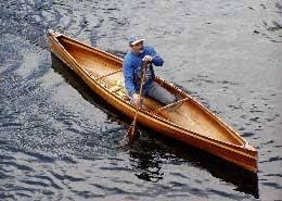 cedar strip boats white salmon boat works canoes kayaks plans kits