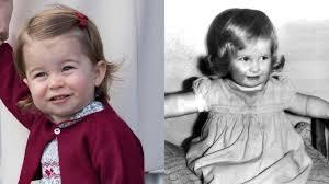 lady charlotte diana spencer igualita a lady di la princesa charlotte se parece muchísimo a su