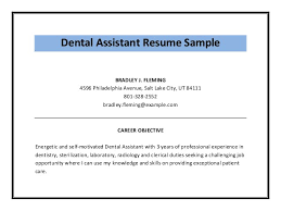 resume exles for dental assistants college papers essay writing service essayjedii sle resume of