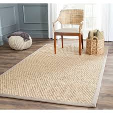 Rugs For Living Room Ideas by Decorating Living Room Design Using Seagrass Rugs Plus Coffee