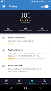 uber driver app redesign u2014 emiola banwo