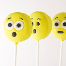 emoji oreo pops easybaked