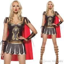 Greek Halloween Costume Leather Ancient Greek Super Walkland Costume Mascot Spanish
