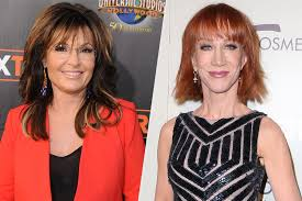 sarah palin hairstyle sarah palin slams kathy griffin claiming she attacks children