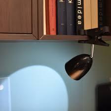 Dorm Desk Bookshelf Bright Clamp Desk Lamp Led Battery Powered Clip On Bookshelf Dorm