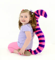 cat halloween costume for kids world book day cheshire cat tail halloween pinterest