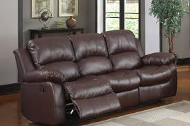 sofa brown reclining sofa incredible brava brown power reclining